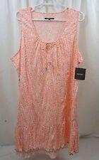 Women's Ellen Tracy Plus Size  Nightgown 2X