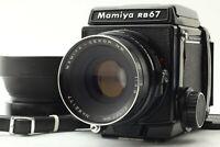 *Near Mint / Hood* Mamiya RB67 Pro Sekor NB 127mm f/3.8 120 Film Back From JAPAN