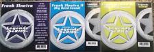 3 CDG KARAOKE LEGENDS DISCS FRANK SINATRA BIG BAND SOUND GREATEST HITS CD+G