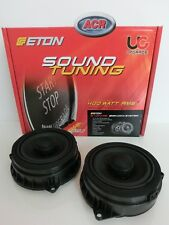 ETON B 100 XW2 für BMW X5 X6 Coax Lautsprecher F15 F16 F85 E70 E71 Front System