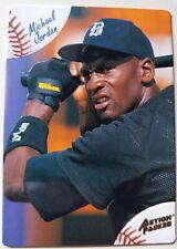 Michael Jordan Baseball Rookie Card 1994 Action Packed # 23