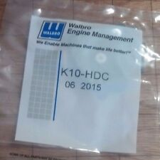 WALBRO HDC CARB HOMELITE 350 360 CHAINSAW carburetor repair rebuild overhaul kit