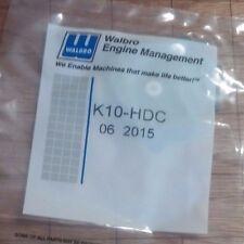 WALBRO HDC CARB HOMELITE 350 360 CHAINSAW carburetor repair rebuild overhaul kit