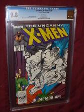 Uncanny X-Men #228 CGC 9.8
