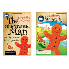 Pie Corbett Year1-2 Storyteller Teacher's Book and Story Collection (RRP £36.99)