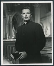 TOM TRYON in The Cardinal '64 PRIEST BIBLE