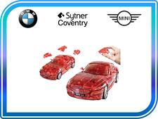 Genuine BMW Red 1:32 Scale Z4 3D Jigsaw Puzzle Car 80442406539 80442406540