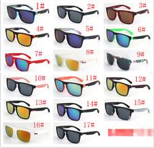 Con Caja 17 Colores elegante hombres mujeres Unisex Al Aire Libre Gafas de sol UV400