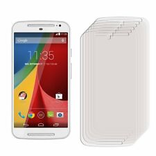 3 Clear LCD Screen Protector Film Foil Saver for Motorola Moto G2 G+1 / 2014 2nd