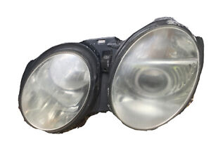 ⭐️00-02 Mercedes W215 CL500 CL600 Left Driver Headlight Head Lamp Xenon HID OEM✅