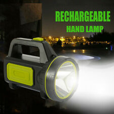Rechargeable LED Flashlight Camping Lantern Searchlight light Handheld Torch New
