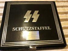 ULTIMATE SOLDIER WWII GERMAN SCHUTZSTAFFEL SS 16 FIGURES 1:18 SCALE MIB
