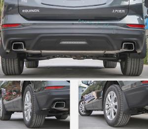 FOR Chevrolet Equinox 2018 2019 2020 Mud Flap Flaps Splash Guards MudGuards 4X