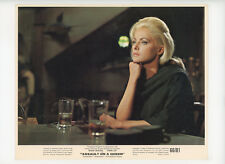 ASSAULT ON A QUEEN Original Color Movie Still 8x10 Virna Lisi 1966 14297