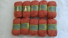 Vicki Howell VEGAS Yarn 4 Colors Available; Wool Blend; SWTC; Touch of Glitz