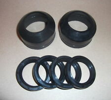 34mm dust seal covers and seals for Marzocchi forks Fantic Ducati SWM Morini