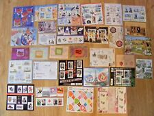 LOT 30 blocs feuillets timbres France 2010/2011 neufs !