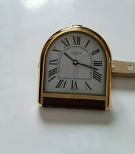 Cartier Alarm clock for parts or repair 86,50 mm X 74.90 mm