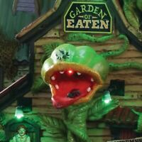 Lemax Spooky Town Garden Of Eaten Nursery #95445- Little Shop of Horrors Cousin!