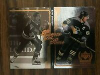 1999-00 Upper Deck Legends Essence Game #3 Mario Lemieux Pittsburgh Penguins