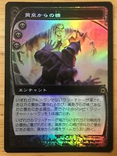 FOIL Bridge from Below Japanese Future Sight mtg NM