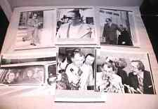 Six 1976 Patricia Hearst Trial Press/Wire Photos Randolph Hearst/F. Lee Bailey