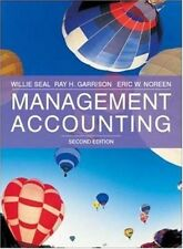 Management Accounting,Will Seal