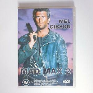Mad Max 2 DVD Movie Region 4 AUS Free Postage - Action Apocalypse