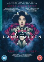 The Handmaiden Nuovo DVD Region 2