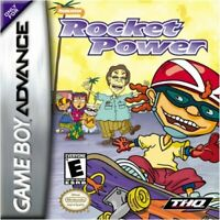 Rocket Power: Dream Scheme - Nintendo Game Boy Advance