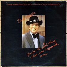 33t Dean Martin - You're the best thing that ever happened to me (LP)
