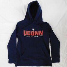 UConn Huskies Basketball Men's Fanatics Med Blue Hoodie Sweatshirt