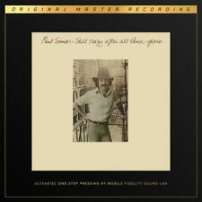 Paul Simon - Still Crazy After All These Years MFSL One-Step NEW Vinyl LP Sealed