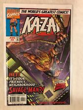 Ka-Zar #4 (Aug 1997, Marvel) VF/NM