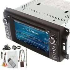 Car DVD GPS Navigation Stereo Radio For Jeep Grand Cherokee/Chrysler/Dodge Ram