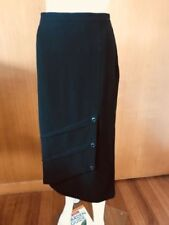 Wool Straight, Pencil Hand-wash Only Regular Size Skirts for Women
