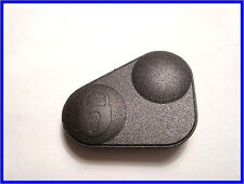 QUALITY REPLACEMENT BUTTON PAD for LAND/RANGE ROVER P38 2 BUTTON FLIP KEY FOBS