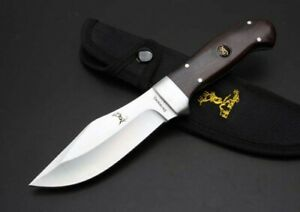 Browning Knife Fixed Blade Camping Hunting Survival Tactical Straight Knives AU