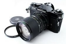 【Excellent】PENTAX KX Black 35mm SLR w/Sigma XQ 39-80 f/3.5 from Japan 629736