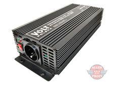Spannungswandler Wechselrichter Reiseadapter sinus 24V-230V 1500W (SIN-1500-24V)