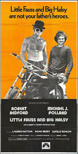 MOTORCYCLE MOTO CROSS RACING/YAMAHA orig 1970 large movie poster ROBERT REDFORD