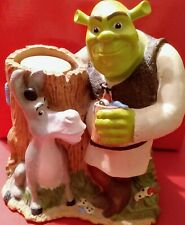 Dreamworks 2004 Shrek And Donkey Dixie Cup Holder Vg-Ex Free Shipping