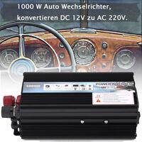 Puretronic® PT-300-PI 300 Watt Reiner Sinus Wechselrichter mit USB