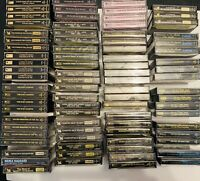 Readers Digest Cassette Tapes Lot Of Mixed Collection Country 40s 50s