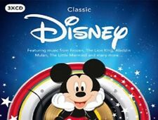 CLASSIC Disney 3CD Set NEU