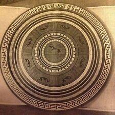 Vintage Grecian Etruscan Metal Tray