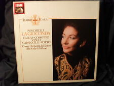 A. Ponchielli - La Gioconda / Callas/Votto    3 LP-Box