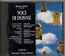 ANNA OXA LOREDANA BERTE Enrico Ruggeri MARCELLA BELLA MIA MARTINI CD made ITALY