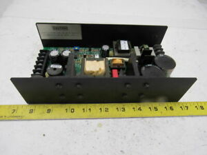 Sola 86-24-310 Component Type Rectifier Power Supply 115VAC 60Hz 24VDC 10A