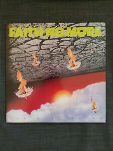 Lp Faith No More - The Real Thing - Holland - Near Mint
